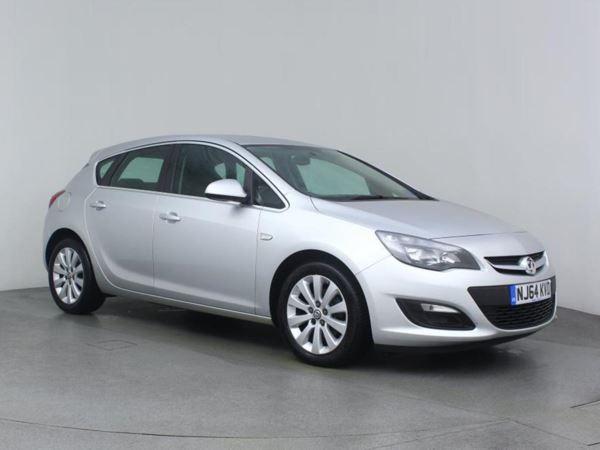2014 (64) Vauxhall Astra 1.7 CDTi 16V eFLEX 130 Tech Line 5dr [99g/km] [SS] 5 Door Hatchback