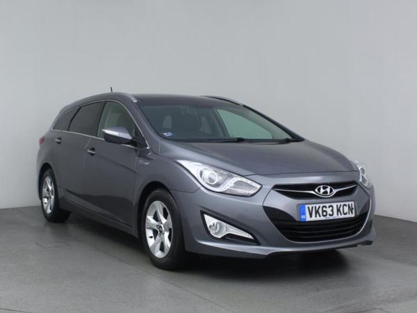 2013 (63) Hyundai I40 1.7 CRDi [136] Blue Drive Premium 5dr 5 Door Estate