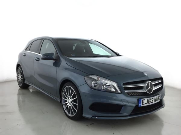 2013 (63) Mercedes-Benz A Class A220 CDI BlueEFFICIENCY AMG Sport 5dr Auto 5 Door Hatchback