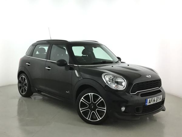 2014 (14) MINI Countryman 2.0 Cooper S D ALL4 5dr 5 Door Hatchback