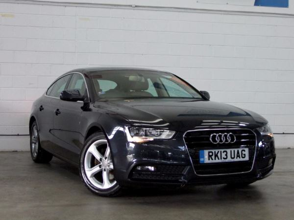 2013 (13) Audi A5 2.0 TDI 143 SE Technik 5dr Multitronic [5 Seat] 5 Door Hatchback