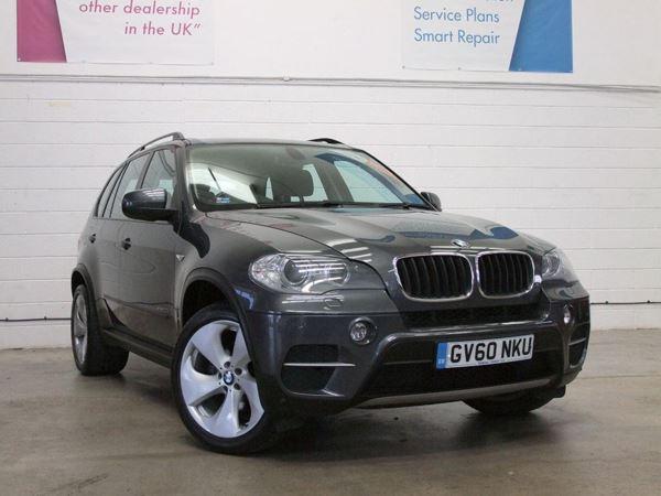 2011 (60) BMW X5 xDrive30d SE Auto - Sat Nav - £4805 Of Extras - Leather - Bluetooth 5 Door 4x4