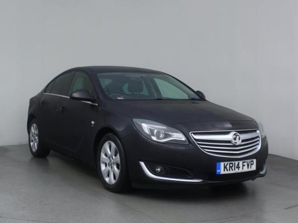 2014 (14) Vauxhall Insignia 2.0 CDTi ecoFLEX SRi Nav [160] 4dr [Start Stop] 4 Door Saloon