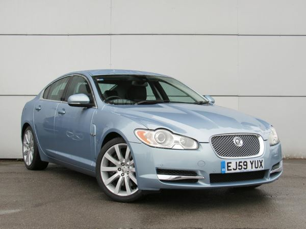 2009 (59) Jaguar XF 3.0d V6 Premium Luxury Auto - Sat Nav - Leather - Bluetooth - 1 Owner 4 Door Saloon