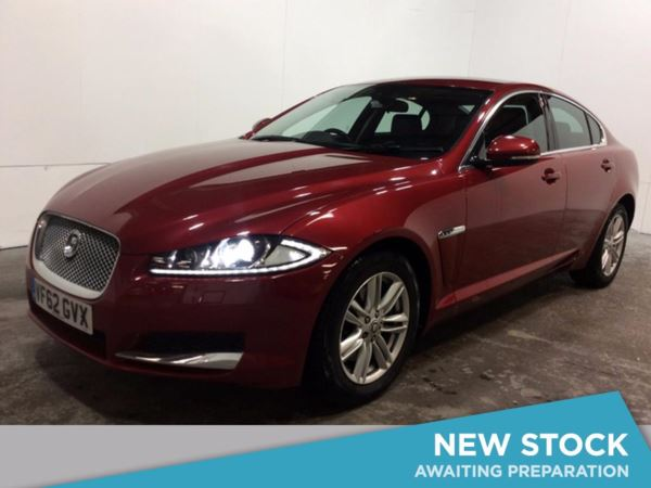 2012 (62) Jaguar XF 3.0d V6 Luxury 4dr Auto 4 Door Saloon