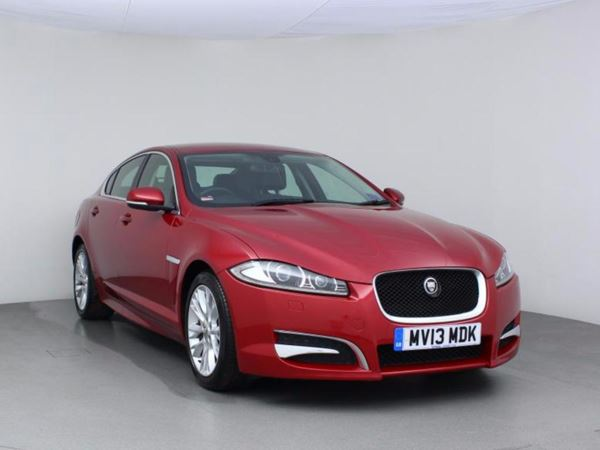 2013 (13) Jaguar XF 2.2d [200] Sport Auto - Sat Nav - Leather - Bluetooth - 1 Owner - 4 Door Saloon