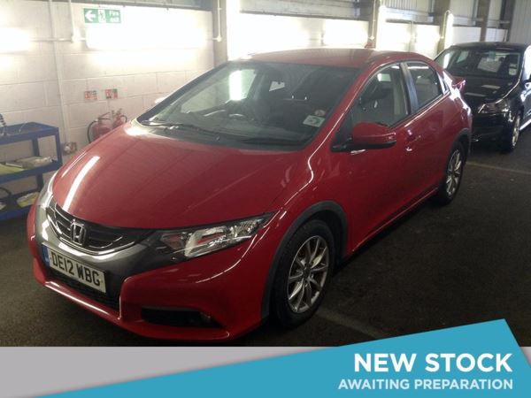 2012 (12) Honda Civic 2.2 i-DTEC ES-T 5dr 5 Door Hatchback