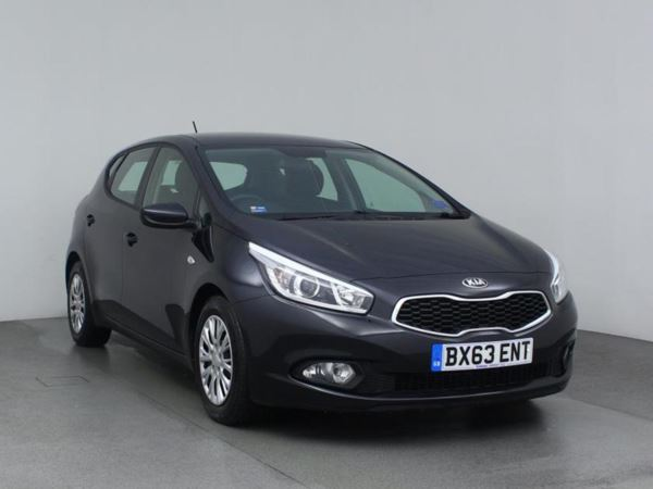2013 (63) Kia Ceed 1.6 CRDi 1 EcoDynamics - Bluetooth - Zero Tax - 1 Owner -Isofix -Economical 5 Door Hatchback