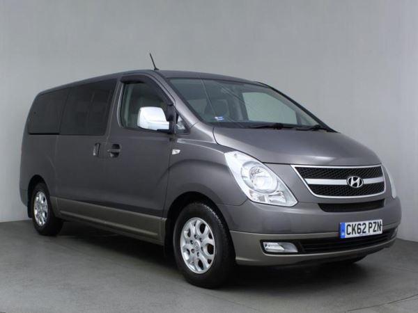 2012 (62) Hyundai i800 2.5 CRDi [134] Style 5dr - 8 Seat MPV 5 Door MPV
