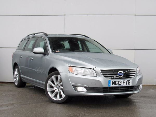 2013 (13) Volvo V70 D3 [136] Business Edition - Sat Nav - Bluetooth - £30 Tax - 1 Owner 5 Door Estate