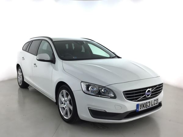 2013 (63) Volvo V60 D3 [136] Business Edition 5dr 5 Door Estate
