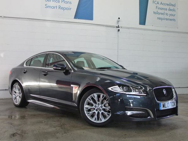 2013 (13) Jaguar XF 2.2d Sport Auto - £2605 Of Extras - Leather - Parksensors - 1 Owner - DAB 4 Door Saloon