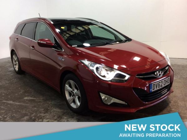 2012 (62) Hyundai i40 1.7 CRDi [136] Blue Drive Premium 5dr 5 Door Estate