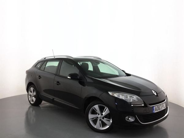 2013 (63) Renault Megane 1.5 dCi 110 Dynamique TomTom [Start Stop] 5 Door Estate