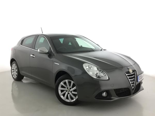 2014 (64) Alfa Romeo Giulietta 1.6 JTDM-2 Distinctive 5dr 5 Door Hatchback