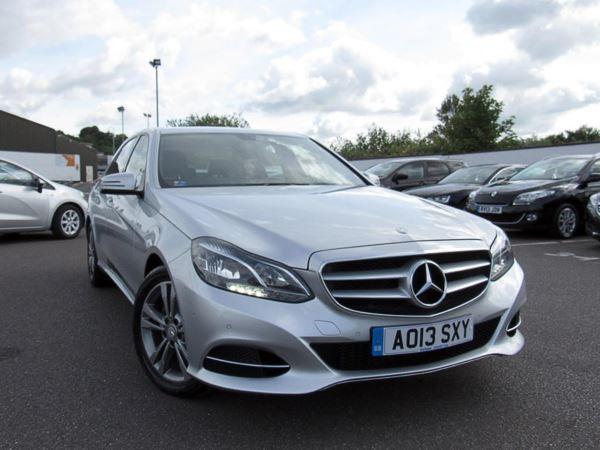2013 (13) Mercedes-Benz E Class E220 CDI SE 7G-Tronic Auto - Sat Nav - £3430 Of Extras - 4 Door Saloon