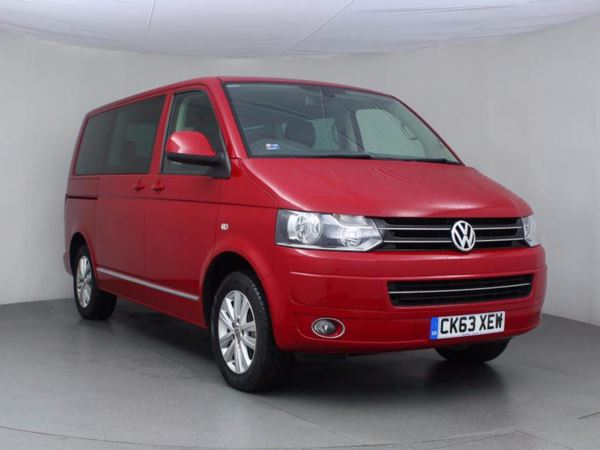 2014 (63) Volkswagen Caravelle 2.0 BiTDi BlueMotion Tech Executive 180 5dr - MPV 7 SEATS 5 Door MPV