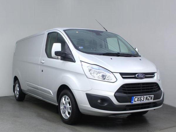 2013 (63) Ford Transit Custom 2.2 TDCi 290 L2H1 Limited Van LWB Door Panel Van