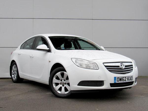 2012 (62) Vauxhall INSIGNIA TECHLINE CDTI EC 5 Door Hatchback