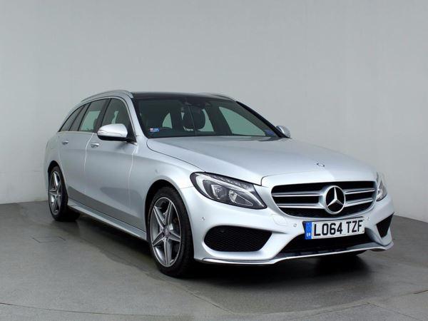 2015 (64) Mercedes-Benz C Class C220 BlueTEC AMG Line Premium Plus 5dr Auto 5 Door Estate