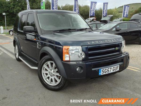 2007 (57) Land Rover Discovery 2.7 Td V6 SE Auto - SUV 7 Seats 5 Door 4x4