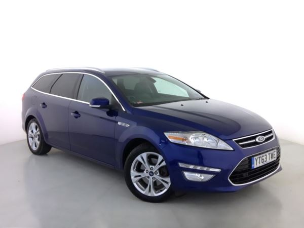 2013 (63) Ford Mondeo 2.0 TDCi 163 Titanium X Business Edition 5dr 5 Door Estate