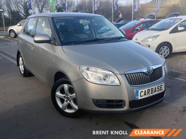 2008 (Y) Skoda Fabia 1.2 12V 2 5 Door Hatchback