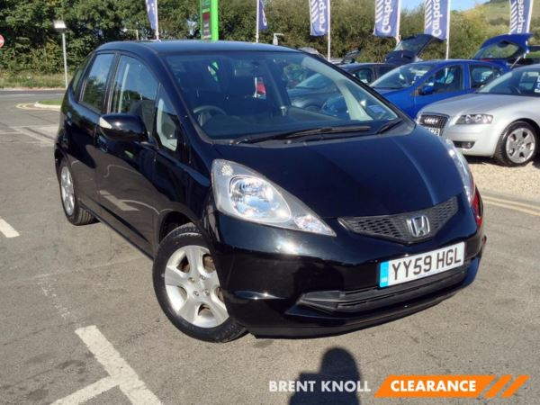 2009 (59) Honda Jazz 1.4 i-VTEC ES i-SHIFT Auto 5 Door Hatchback