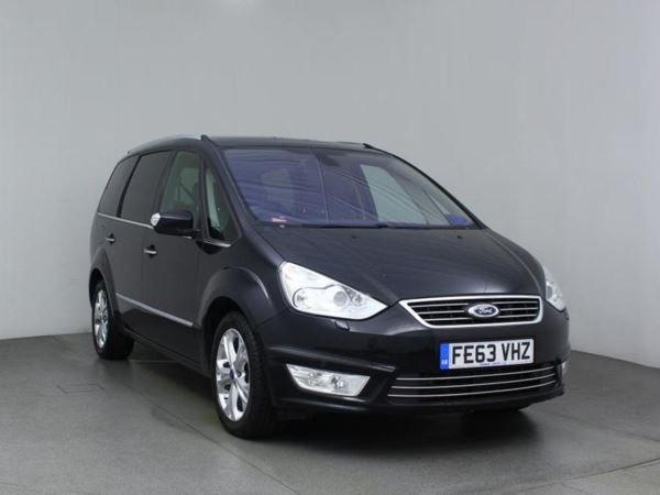 2013 (63) Ford Galaxy 2.0 TDCi 163 Titanium X Powershift Auto - MPV 7 Seats 5 Door MPV