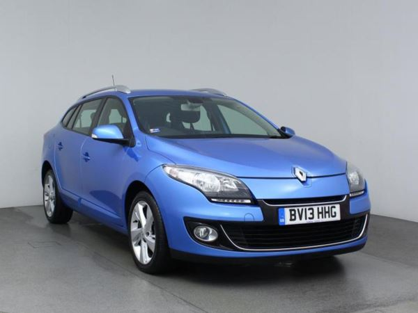 2013 (13) Renault Megane 1.5 dCi 110 Dynamique TomTom [Start Stop] - Sat Nav - Bluetooth - Zero Tax 5 Door Estate