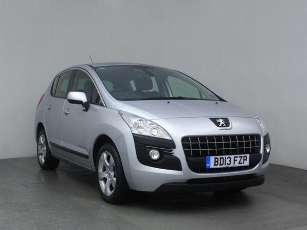 2013 (13) Peugeot 3008 1.6 HDi 115 Active II 5dr 5 Door Hatchback