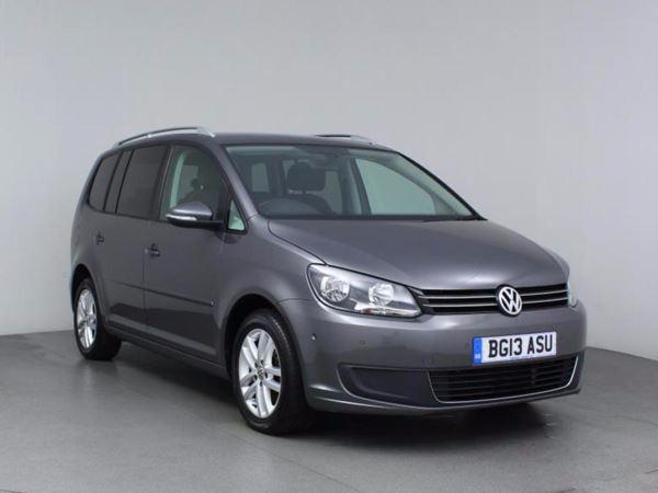 2013 (13) Volkswagen Touran 1.6 TDI 105 SE - MPV 7 Seats 5 Door MPV