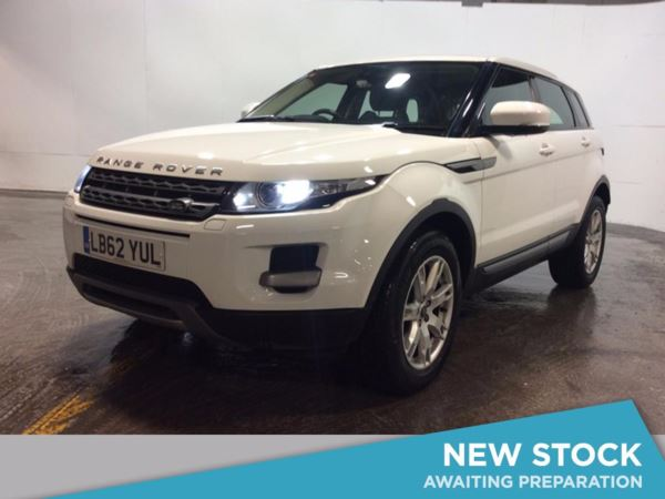 2013 (62) Land Rover Range Rover Evoque 2.2 SD4 Pure 5dr [Tech Pack] 5 Door Estate