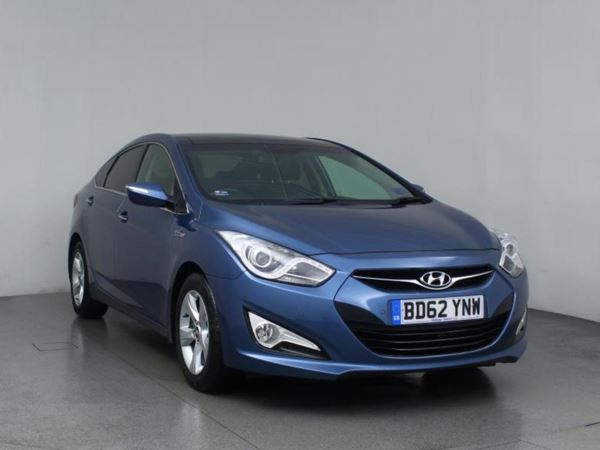 2012 (62) Hyundai i40 1.7 CRDi [136] Blue Drive Premium 4dr 4 Door Saloon