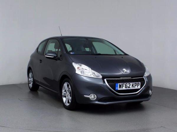 2012 (62) Peugeot 208 1.4 HDi Active 3dr 3 Door Hatchback