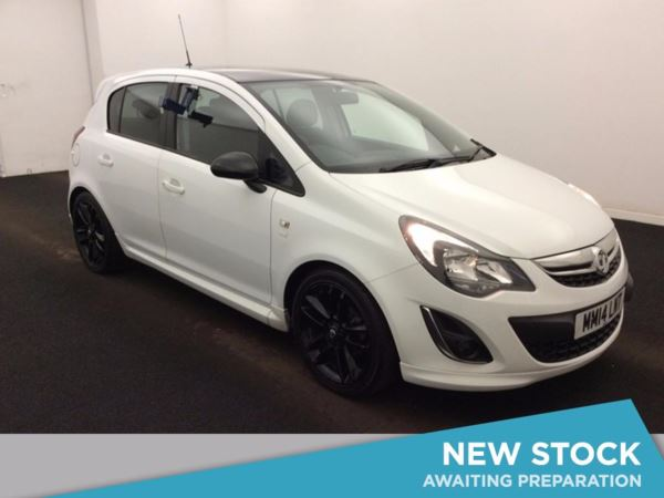 2014 (14) Vauxhall Corsa 1.3 CDTi ecoFLEX Limited Edition 5dr 5 Door Hatchback
