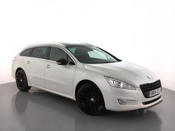 2014 (14) Peugeot 508 1.6 HDi 115 Active 5dr [Sat Nav] 5 Door Estate