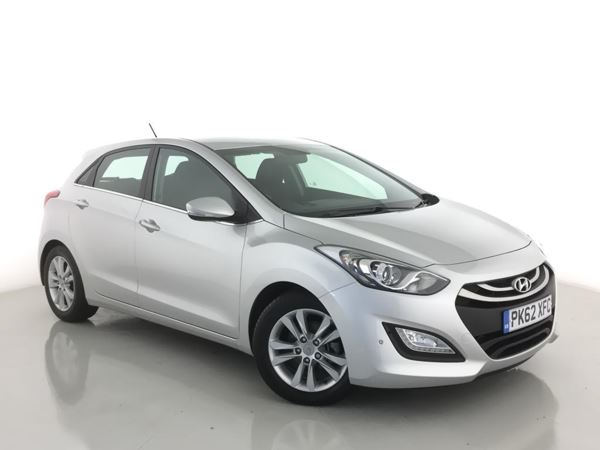 2012 (62) Hyundai i30 1.6 CRDi Blue Drive Style 5dr 5 Door Hatchback