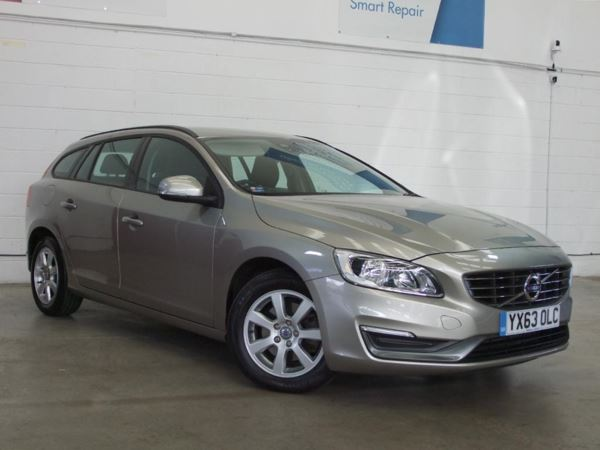 2013 (63) Volvo V60 D3 [136] Business Edition 5 Door Estate