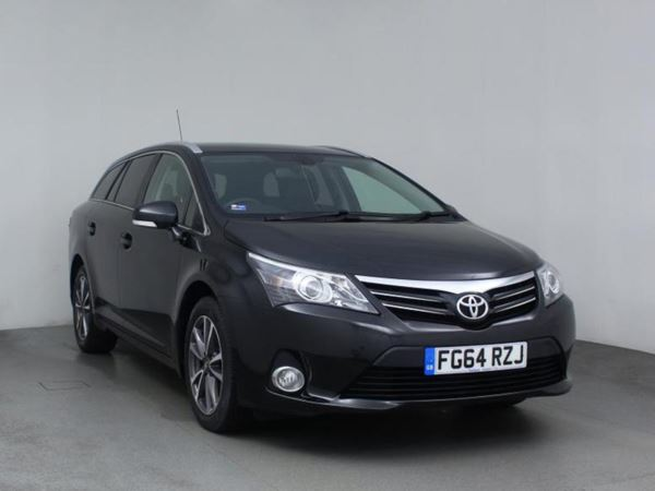 2014 (64) Toyota Avensis 2.0 D-4D Icon Business Edition 5dr 5 Door Estate