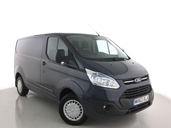 2013 (63) Ford Transit Custom 2.2 TDCi 125ps 270 L1 FWD Low Roof Trend Van Door Panel Van