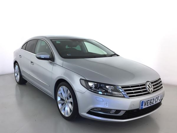 2012 (62) Volkswagen CC 2.0 TDI BlueMotion Tech GT 4dr 4 Door Coupe