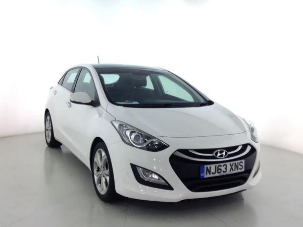 2013 (63) Hyundai i30 1.6 CRDi Premium 5dr 5 Door Hatchback