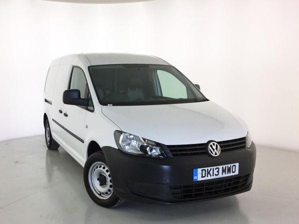 2013 (13) Volkswagen Caddy 1.6 TDI 102PS Van Door Panel Van