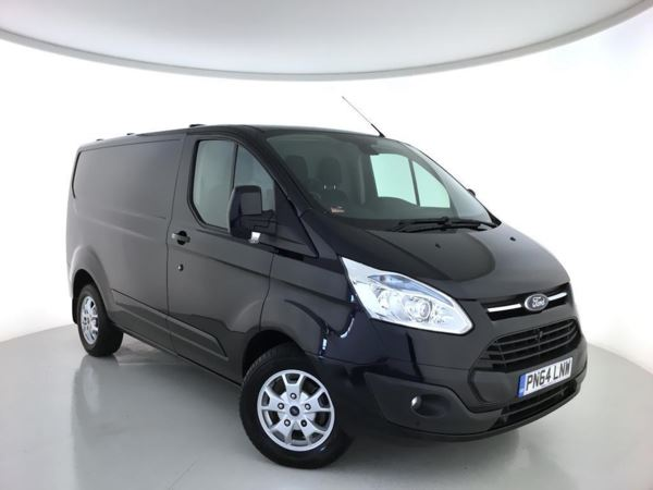 2014 (64) Ford Transit Custom 2.2 TDCi 125ps Low Roof Limited Van Door Van