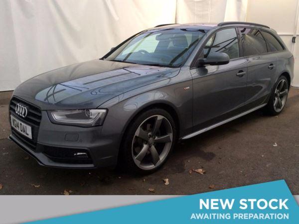 2014 (14) Audi A4 2.0 TDI 177 Black Edition 5dr Multitronic 5 Door Estate