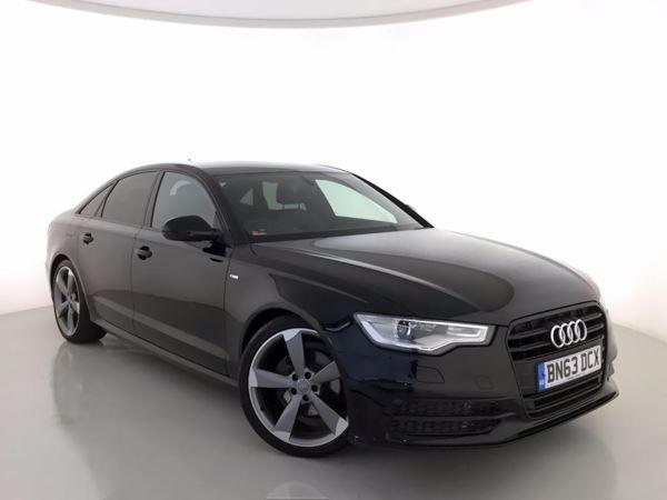 2013 (63) Audi A6 2.0 TDI Black Edition 4 Door Saloon