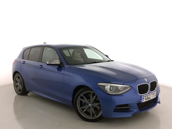 2012 (62) BMW 1 Series M135i M Performance 5dr Step Auto 5 Door Hatchback
