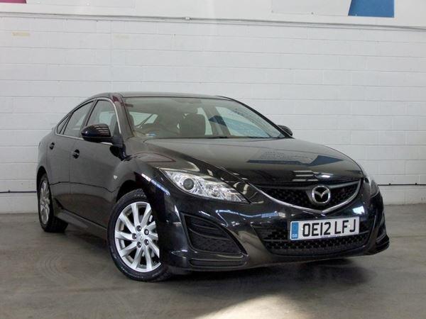 2012 (12) Mazda 6 2.2d [129] Business Line 5dr 5 Door Hatchback