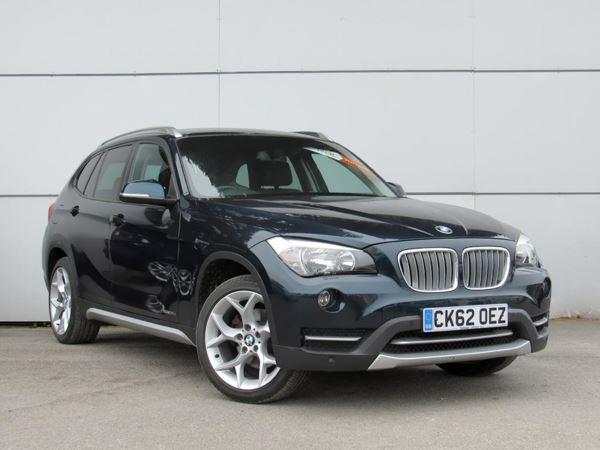 2012 (62) BMW X1 xDrive 18d xLine Step Auto 5 Door 4x4